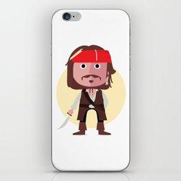 Captain Jack iPhone Skin