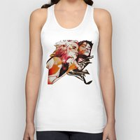 eternal sunshine Tank Tops featuring eternal sunshine of the spotless mind by Paola Rassu
