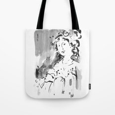 Saskia #2 Tote Bag