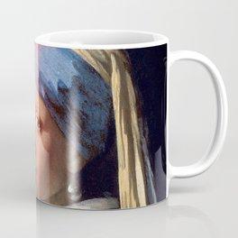 The Girl with the Lightsaber Coffee Mug
