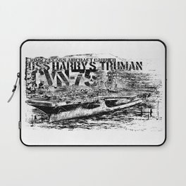 CVN-75 Harry S. Truman Laptop Sleeve