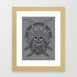 Bushido Framed Art Print