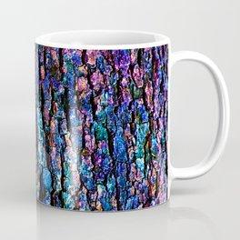 Afantasy Abstraction of Tree Bark Coffee Mug