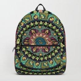 Avocado Yoga Medallion Backpack