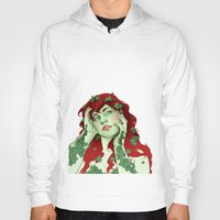 poison ivy Hoodies featuring poison ivy by bzablackis
