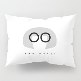 Edna Mode AND GUEST Pillow Sham