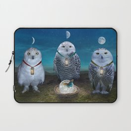 Light Sentinels Laptop Sleeve