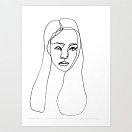 RBF03 Art Print