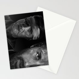 Rick and The Governor Stationery Cards