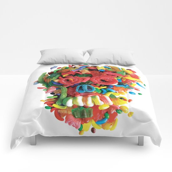 Death and Tooth Decay Comforters