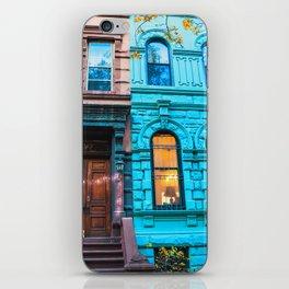 New York City Colors iPhone Skin