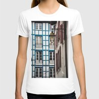 architecture T-shirts featuring Basque architecture by MarioGuti
