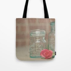 Vintage Ball Jars Tote Bag