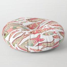 Sardine Can Floor Pillow