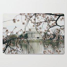 Jefferson Memorial Cutting Board