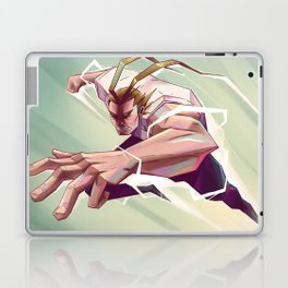 All Might Laptop & iPad Skin