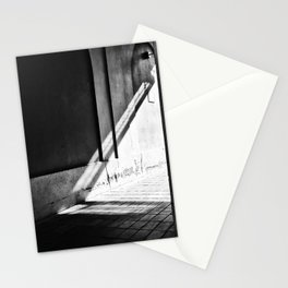Alleyway Light Stationery Cards