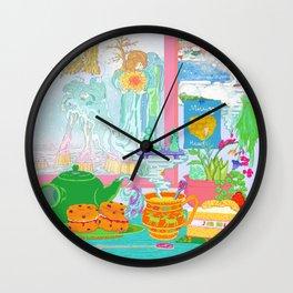 Missing Heart Wall Clock