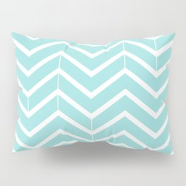 Limpet Shell Zigzags Pillow Sham