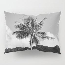 Monochrome Hawaii II Pillow Sham