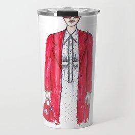 Red Jacket Travel Mug