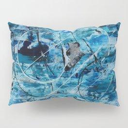 Sea motion Pillow Sham