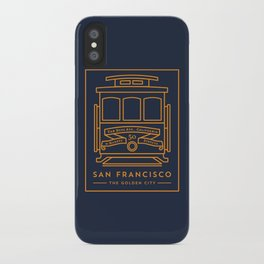 San Francisco 02 iPhone Case
