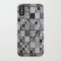 chess iPhone & iPod Cases featuring Chess  by Geometric Arte Studio