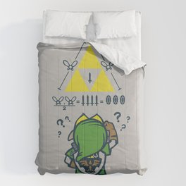 A Link to the Math Comforters