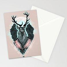Wind:::Deer Stationery Cards