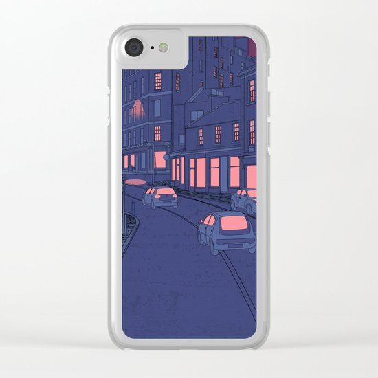 ARTE N° 23 Clear iPhone Case