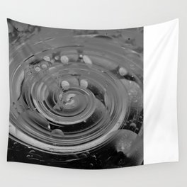 bubble + twirl Wall Tapestry