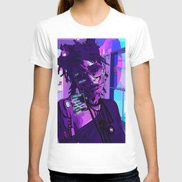 80s cyberpunk Willow T-shirt