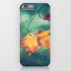 Autumn and Evergreen iPhone 6s Slim Case