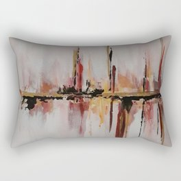 Ups and downs Rectangular Pillow