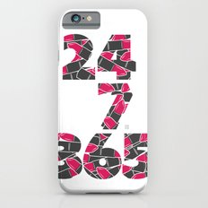 24-7/365 (Lipstick) iPhone 6s Slim Case