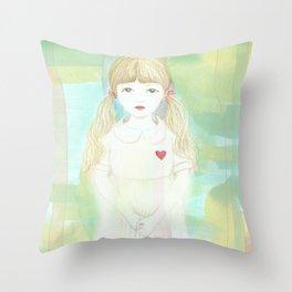 Dulcinea Throw Pillow