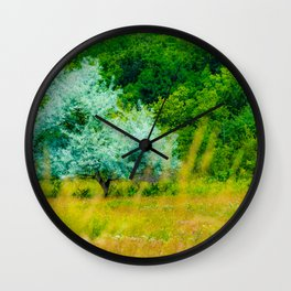 Balaton, Hungary Wall Clock