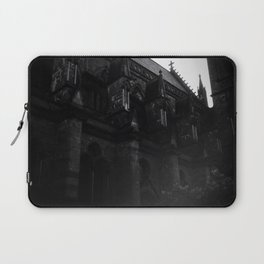 Black Metal Church Laptop Sleeve