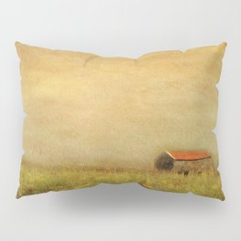 Little Barn On The Hill Pillow Sham