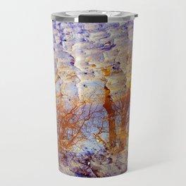 Puddle Of Love Travel Mug