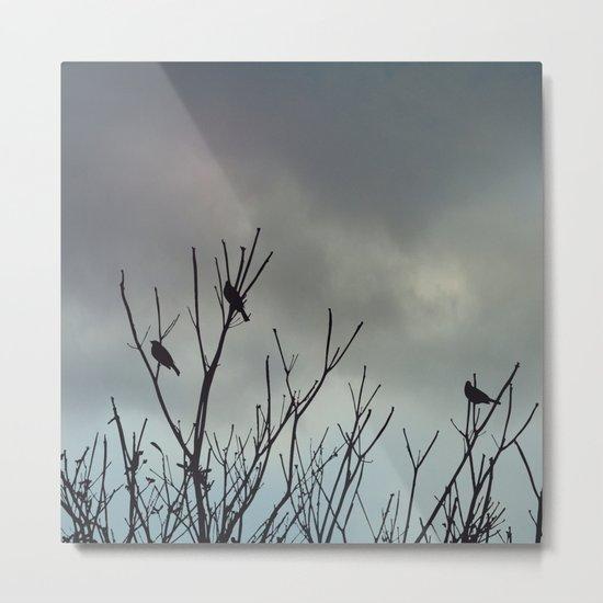 Under Grey Skies Metal Print