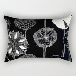 Black Forest Rectangular Pillow