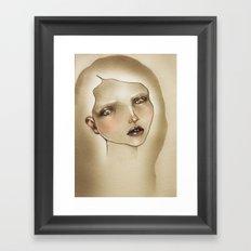 Lola Framed Art Print