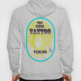 Steph Darling Design at The Nines Tattoo Parlor Hoody