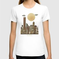 miami T-shirts featuring miami city  by bri.buckley