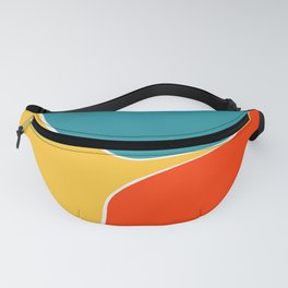 Colors are meant for life Fanny Pack