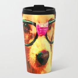 Nerd Dawg Travel Mug