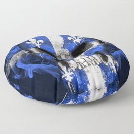 To The Core Collection: Quebec Floor Pillow