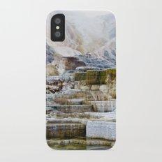 Yellowstone Hot Springs (2) iPhone X Slim Case